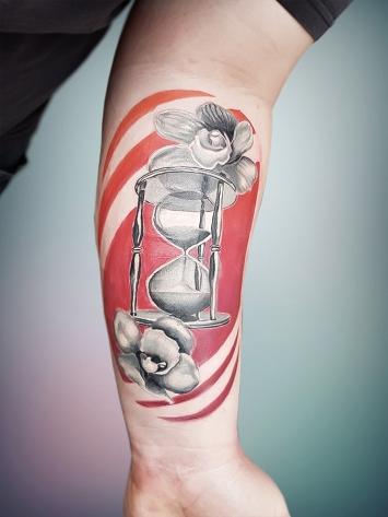 tatuaje-clepsidra