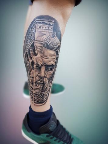tatuaje-gamba