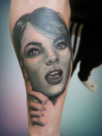 tatuaj-antebrat-portret